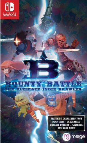 [Pre-order] Bounty Blade (Switch)