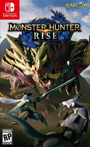 [Pre-order] Monster Hunter Rise - Standard Edition (Switch)
