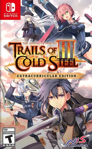 [Pre-order] The Legend of Heroes: Trails of Cold Steel 3 - Extracurricular Edition (Switch)