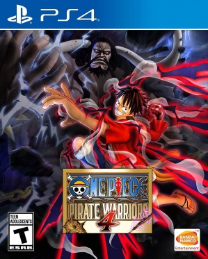 [Pre-order] One Piece: Pirate Warriors 4 (PS4)