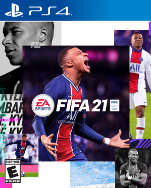 FIFA 21 Standard Edition (PS4)