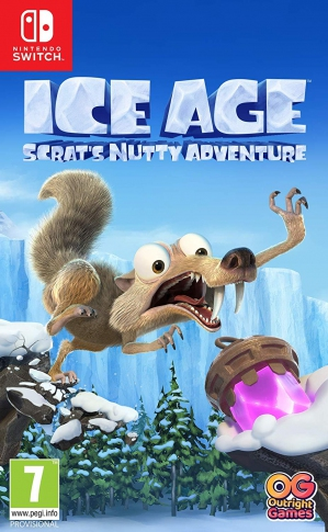 [Pre-order] Ice Age: Scrat's Nutty Adventure (Switch)
