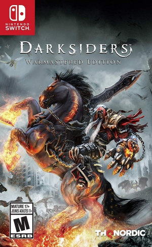 [Pre-order] Darksiders Warmastered Edition (Switch)