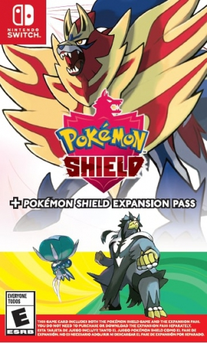 [Pre-order] Pokemon Shield + Pokemon Shield Expansion Pass (Switch)