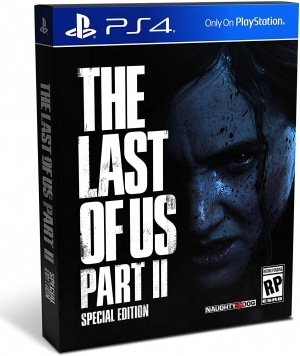 [Pre-order] The Last of Us Part II Special Edition (PS4)