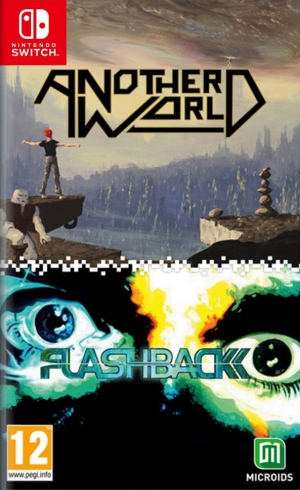 Flashback/Another World Double Pack (Switch)