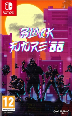 [Pre-order] Black Future '88 (Switch)