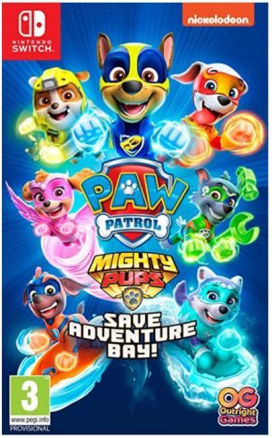 Paw Patrol Mighty Pups (Switch)