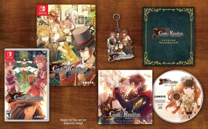 [Pre-order] Code: Realize Guardian of Rebirth - Collector's Edition (Switch)