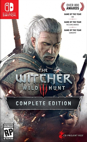 The Witcher 3: Wild Hunt Complete Edition (Switch)