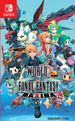 [Pre-order] World of Final Fantasy Maxima (Switch)