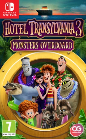 Hotel Transylvania 3 Monsters Overboard (Switch)