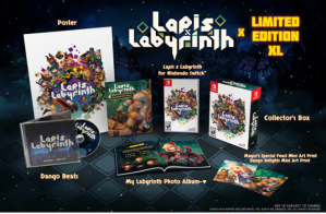 [Pre-order] Lapis X Labyrinth Limited Edition XL (Switch)
