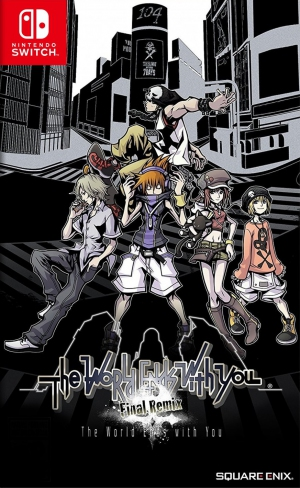 The World Ends With You Final Remix (Switch)