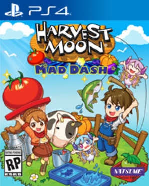 [Pre-order] Harvest Moon: Mad Dash (PS4)