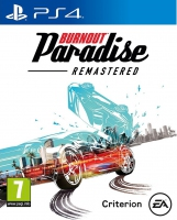 BurnOut Paradise: Remastered (PS4)