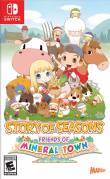 [Pre-order] Story of Seasons - Friends of Mineral Town (Switch)