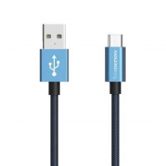 AMAZINGthing SupremeLink Charge & Sync Micro Usb Cable 1m (Blue)