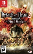 Attack on Titan 2 : Final Battle (Switch)