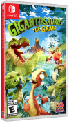 [Pre-order] Gigantosaurus The Game (Switch)