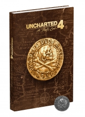 Uncharted 4: A Thief's End Collector's Edition Guide (PS4)