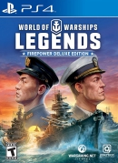 [Pre-order] World of Warships: Legends Firepower Deluxe Edition (PS4)