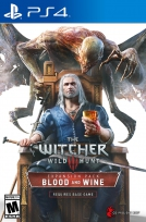 The Witcher 3: Wild Hunt - Blood and Wine Expansion Pack (PS4)