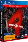 [Pre-order] Back 4 Blood - Deluxe Edition (PS4)