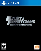 [Pre-order] Fast & Furious Crossroads (PS4)
