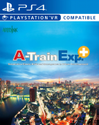 [Pre-order] A-Train Exp.+ (PS4)
