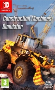 [Pre-order] Construction Machines Simulator (Switch)