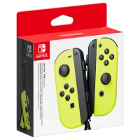 Joy-Con Controllers (Neon Yellow)