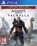 Assassin's Creed Valhalla - Limited Edition (PS4)