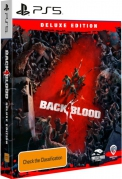 [Pre-order] Back 4 Blood - Deluxe Edition (PS5)