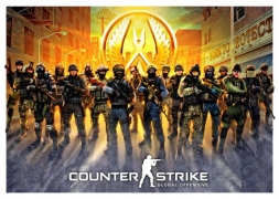 COUNTER STRIKE GLOBAL OFFENSIVE, GME-105.