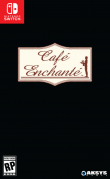 [Pre-order] Cafe Enchante (Switch)