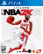 [Pre-order] NBA 2K21 Standard Edition (PS4)
