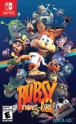 Bubsy Paws on Fire (Switch)