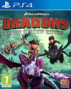 [Pre-order] Dreamworks Dragons: Dawn of New Riders (PS4)