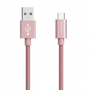 AMAZINGthing SupremeLink Charge & Sync Micro Usb Cable 1m (Rose Gold)