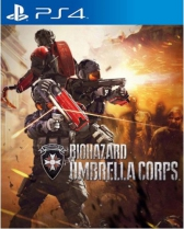Resident Evil Umbrella Corps (PS4)