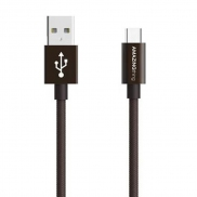AMAZINGthing SupremeLink Charge & Sync Micro Usb Cable 1m (Brown)