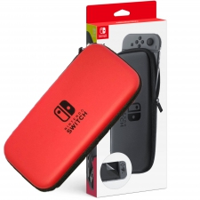 Slim Pouch for Nintendo Switch (Red)