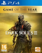 Dark Souls III:  Game of The Year Edition (PS4)