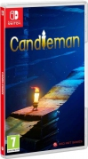 [Pre-order] Candleman (Switch)