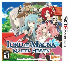 Lord of Magna: Maiden Heaven (3DS)