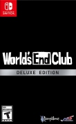 [Pre-order] World's End Club Deluxe Edition (Switch)