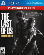 The Last of Us: Remastered PlayStation Hits (PS4)