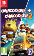 [Pre-order] Overcooked! + Overcooked! 2 (Switch)