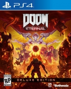 [Pre-order] Doom Eternal Deluxe Edition (PS4)